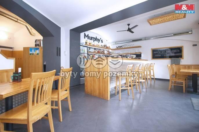Pronájem, Restaurace, stravování, 300 m², Praha, Krymská