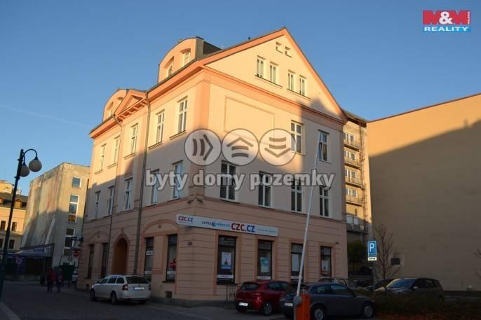 Pronájem, Byt 2+kk, 55 m², Jablonec nad Nisou, Máchova