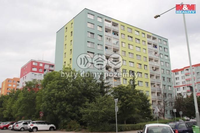Prodej, Byt 3+1, 72 m², Praha, Kpt. Stránského