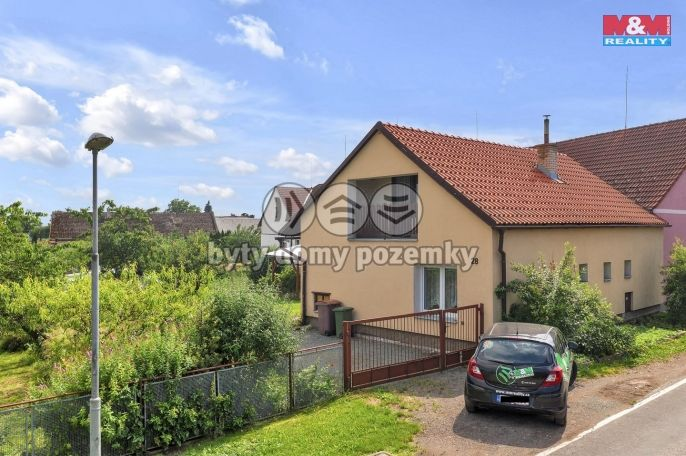 Prodej, Rodinný dům, 1206 m², Hřibiny-Ledská