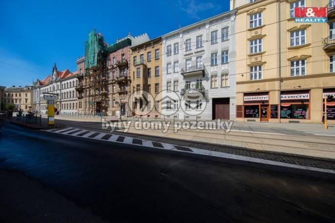 Pronájem, Byt 1+kk, 30 m², Olomouc