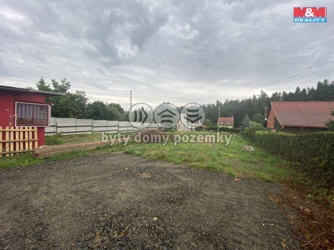 Prodej, Pozemek k bydlení, 850 m², Plumlov
