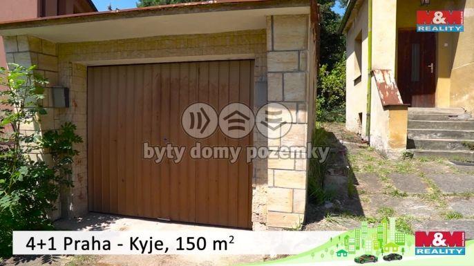Prodej, rodinný dům 4+1, Praha - Kyje