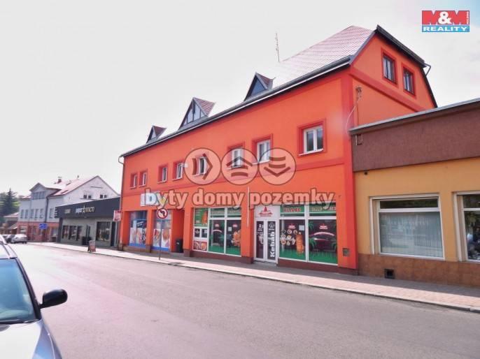 Pronájem, Obchod a služby, 100 m², Varnsdorf, Národní