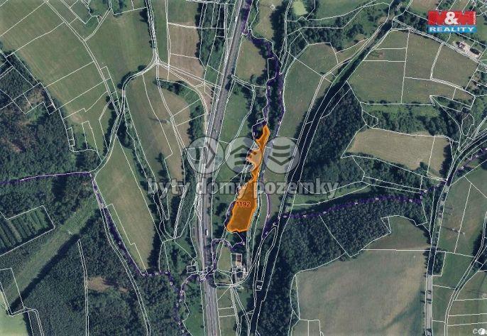 Prodej, Louka, 8341 m², Žďárek