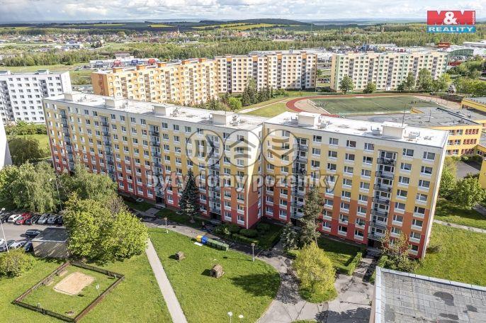 Prodej, Byt 1+1, 38 m², Chomutov, Písečná