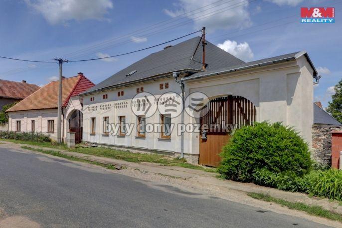 Prodej, Rodinný dům, 8150 m², Hostovlice