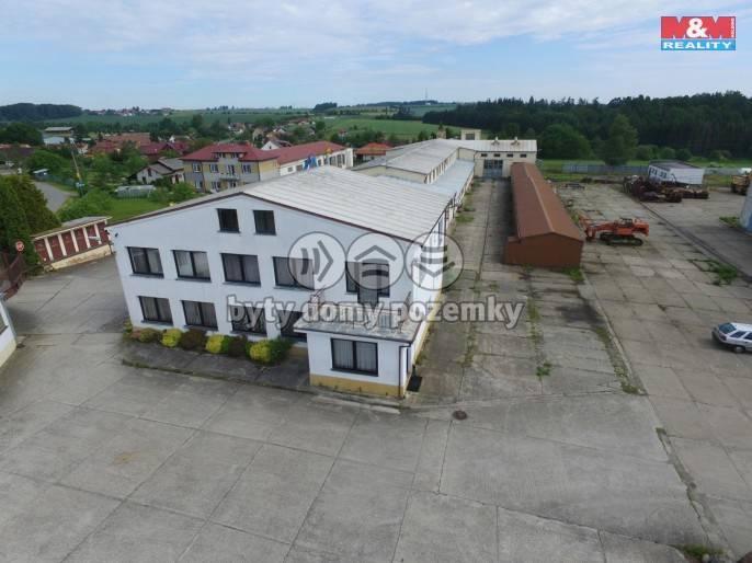 Prodej, Výrobní objekt, 20256 m², Lom