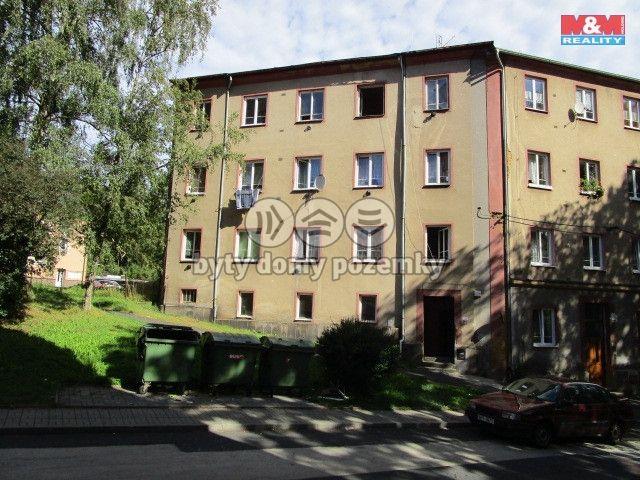 Prodej, Nájemní dům, 220 m², Aš
