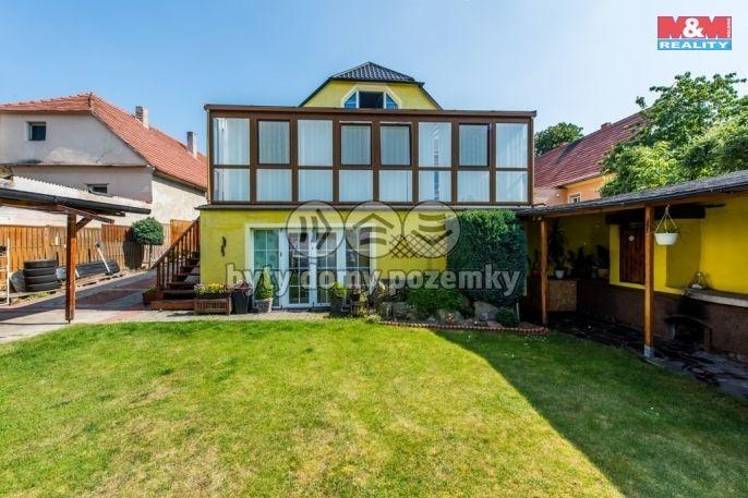 Prodej, rodinný dům, 575 m2, Podbořany, ul.