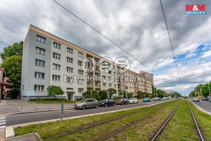 Prodej, Byt 2+1, 55 m², Praha, Na Petřinách