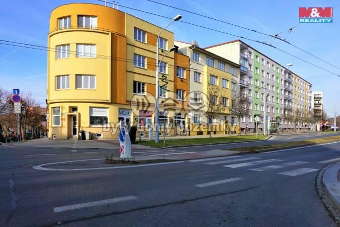 Pronájem, Byt 2+kk, 48 m², Plzeň, Masarykova