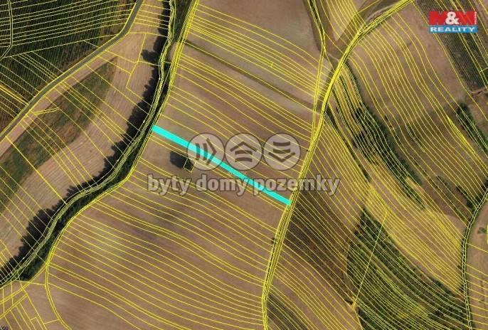 Prodej, Pole, 868 m², Troubky-Zdislavice