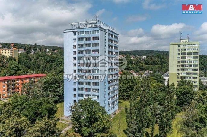 Prodej, Byt 3+1, 72 m², Chomutov, Jiráskova