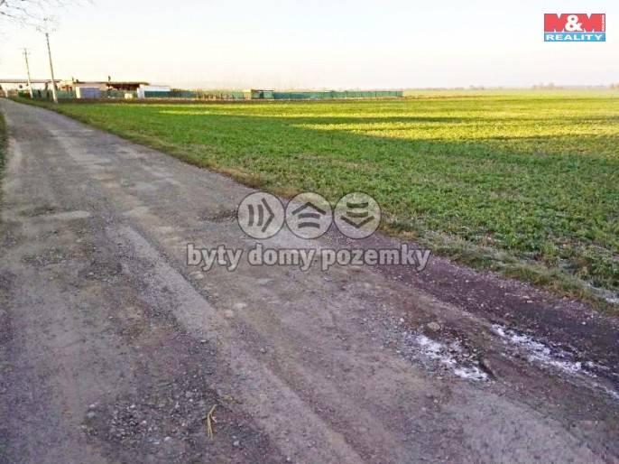 Prodej, Stavební parcela, 905 m², Těšetice