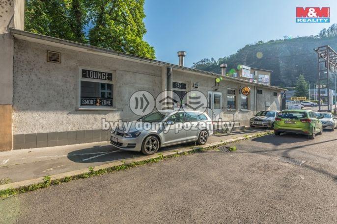 Prodej, komerční objekt, 120m²,Ústí nad Labem, ul.