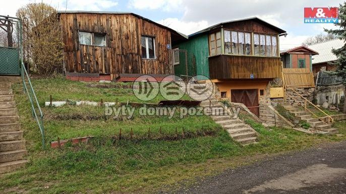 Prodej, Zahrada, 424 m², Kadaň, Třešňová