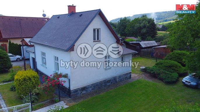 Prodej, rodinný dům, 150 m², Odry