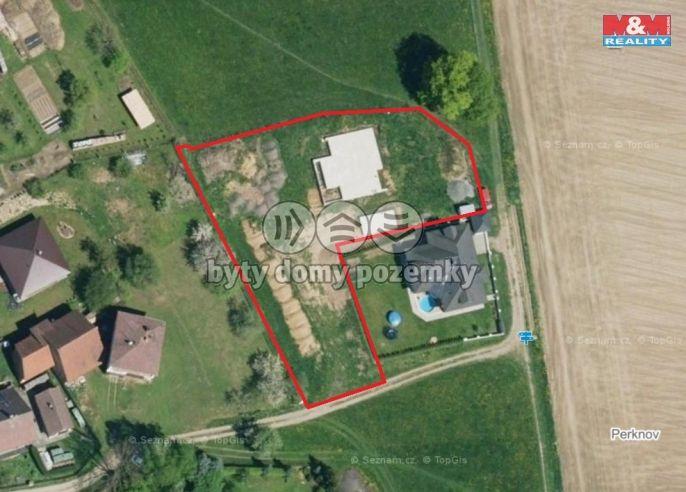 Prodej, Pozemek k bydlení, 2241 m², Havlíčkův Brod, Perknovská