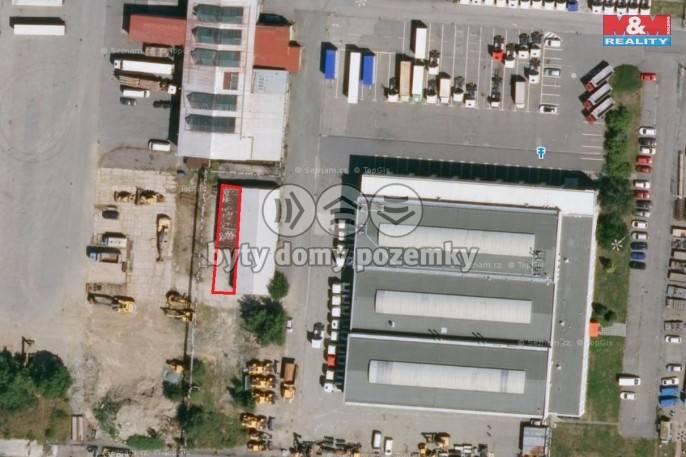 Pronájem, Sklad, 155 m², Olomouc, Pavelkova