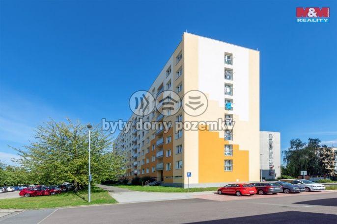 Prodej, Byt 2+1, 49 m², Pardubice, Bartoňova