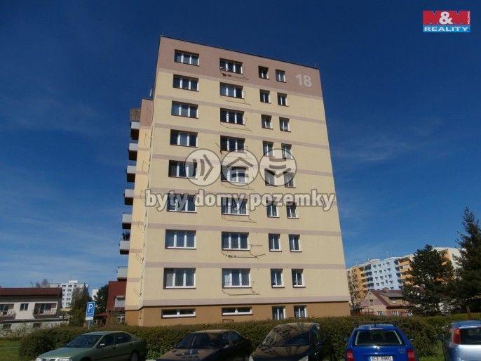 Pronájem, Byt 1+kk, 25 m², České Budějovice, Josefy Kolářové