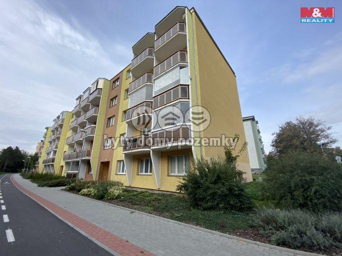 Prodej, Byt 2+1, 54 m², Prostějov, Okružní
