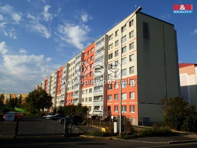 Prodej, Byt 2+kk, 40 m², Most, Františka Malíka