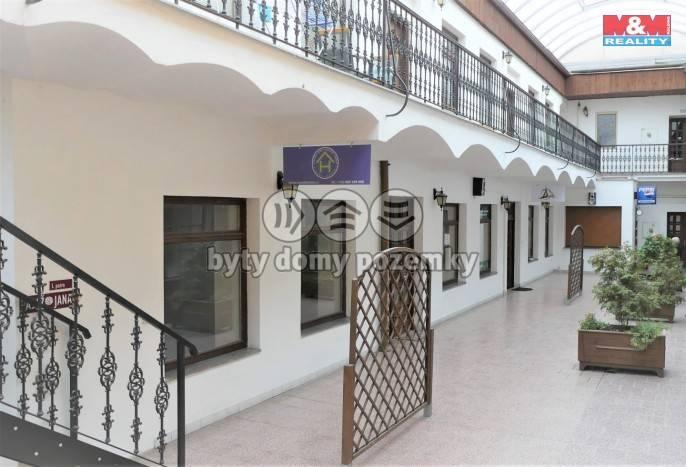 Pronájem, Obchod a služby, 34 m², Příbram