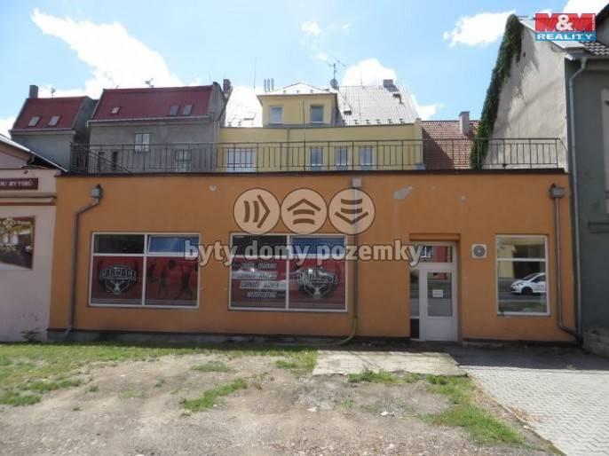 Pronájem, Obchod a služby, 90 m², Chomutov