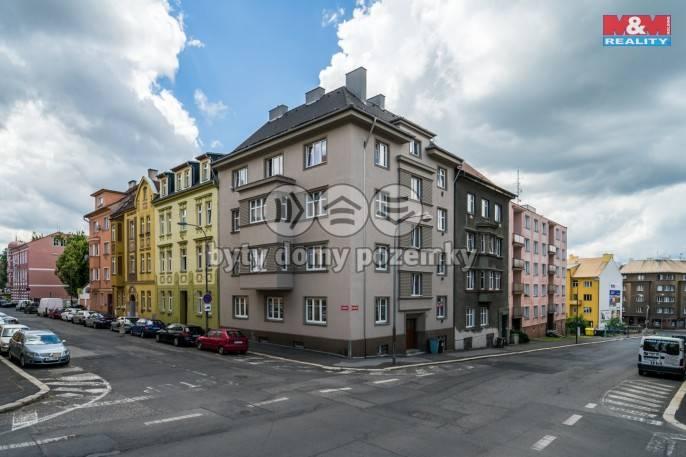 Prodej, Byt 1+1, 34 m², Cheb, Dukelská