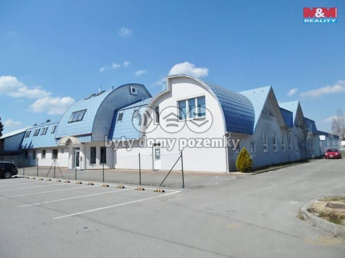 Pronájem, Kancelářský prostor, 691 m², Jindřichův Hradec