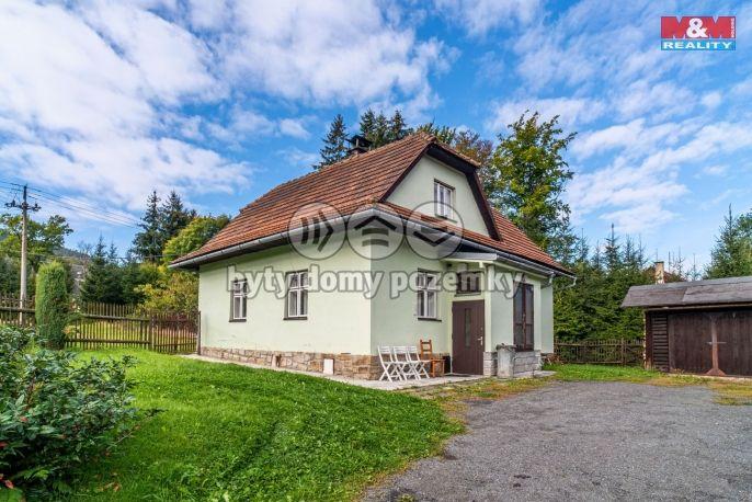 Prodej, Rodinný dům, 1144 m², Horní Bečva
