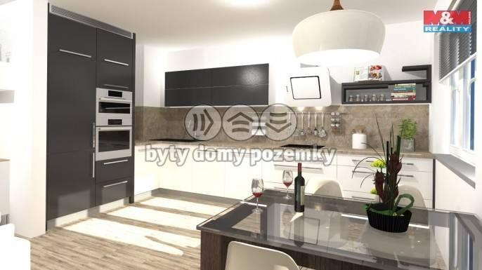 Prodej, byt 3+kk, 104 m², Praha - Karlín