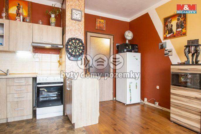 Prodej bytu 2+kk, 43 m², Cvikov, ul. Sídliště
