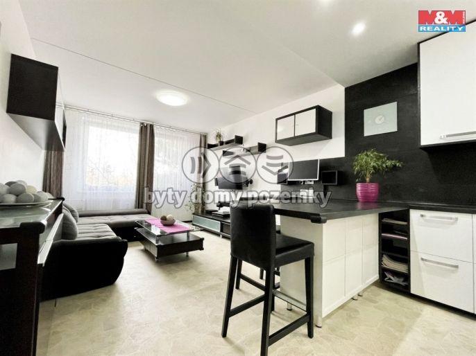 Prodej, Byt 3+kk, 65 m², Praha, Mikulova