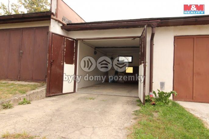 Prodej, Garáž, 20 m², Nový Bor, Severní