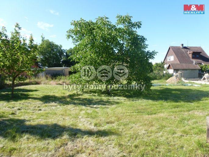 Prodej pozemku k bydlení, 941 m², Praha, ul.