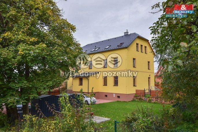 Pronájem, Byt 2+1, 45 m², Kamenický Šenov, Fučíkova