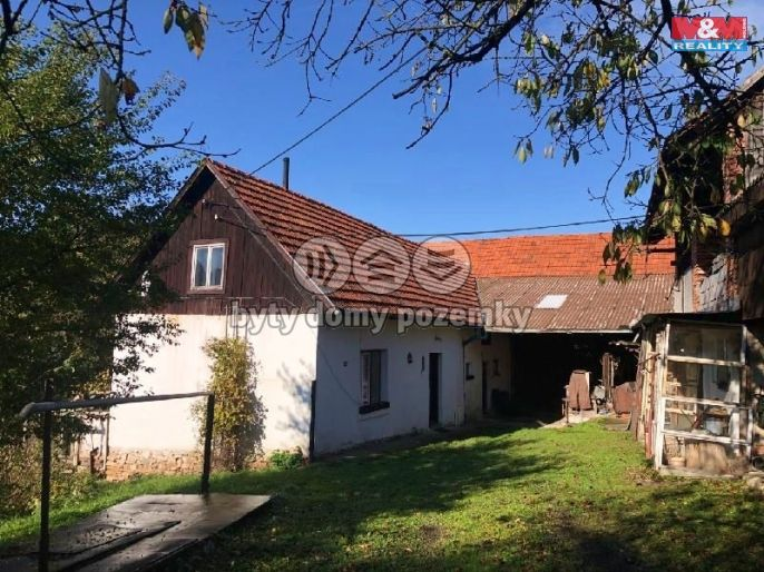 Prodej, Rodinný dům, 17523 m², Vidče