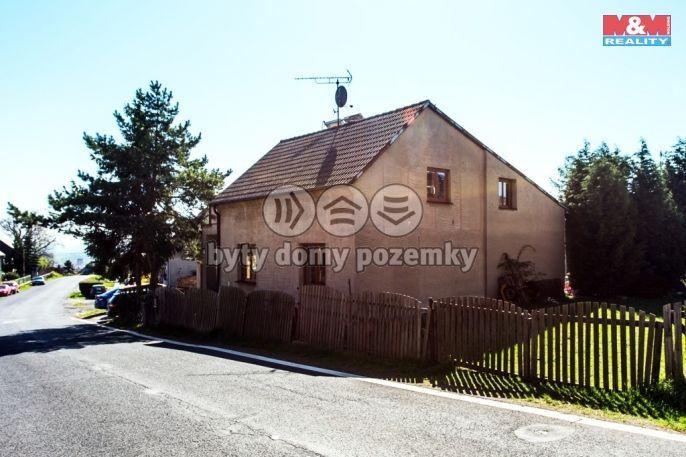 Prodej, rodinný dům, 1179 m², Jirkov, ul. Březenec