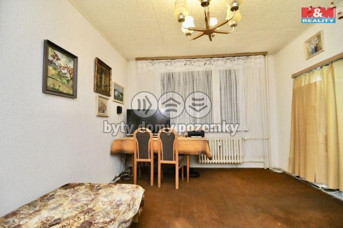 Prodej, Byt 2+1, 49 m², Praha, Vratimovská