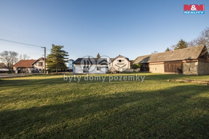 Prodej, Pozemek k bydlení, 891 m², Výrava