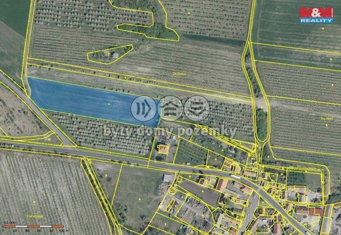 Prodej, Pole, 11921 m², Želkovice