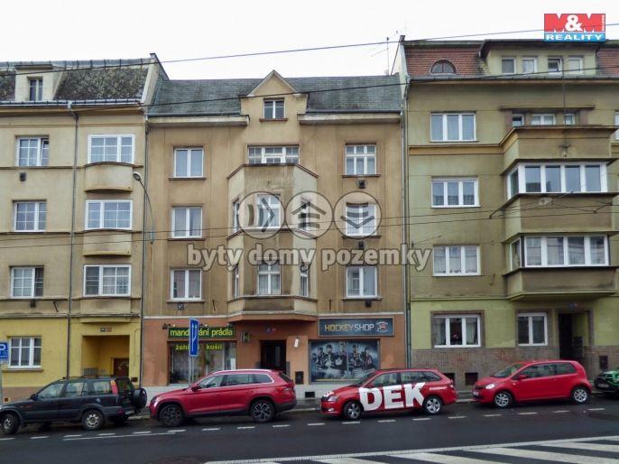 Pronájem, byt 1+1, 32 m², Ústí nad Labem, ul.