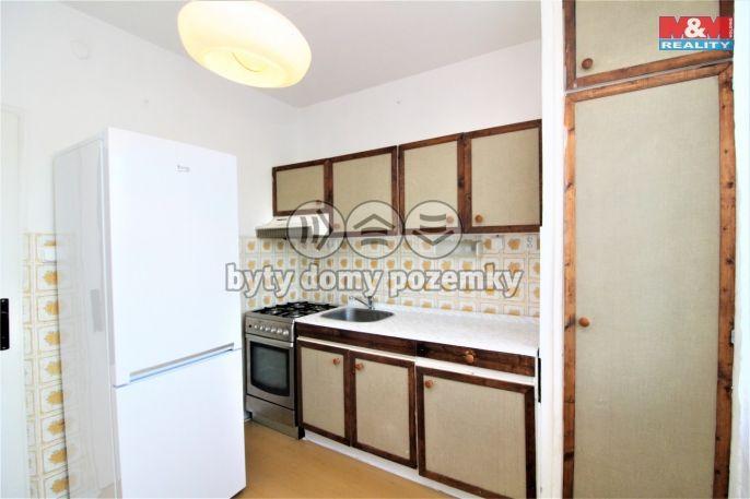 Prodej, Byt 1+1, 42 m², Praha, Korycanská