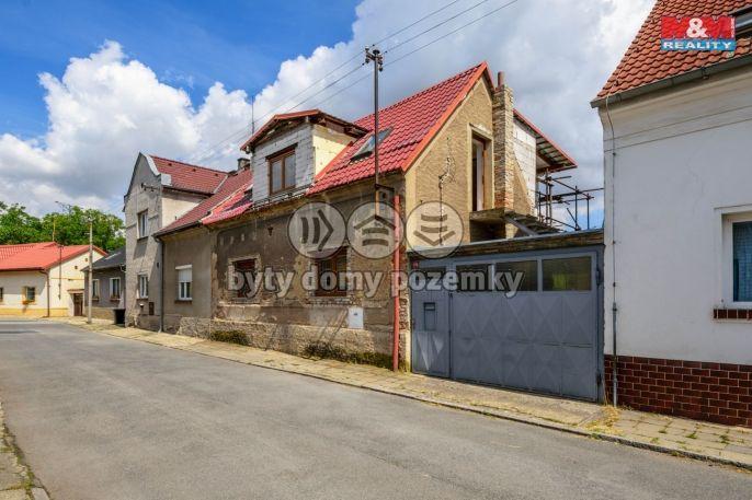 Prodej, rodinný dům, 195 m², Kladno, ul. Ininova