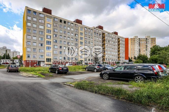 Pronájem, Byt 1+1, 40 m², Plzeň, Rabštejnská