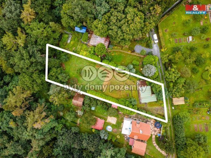 Prodej, Pozemek k bydlení, 1083 m², Plzeň