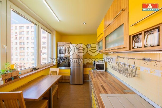Prodej, Byt 3+1, 74 m², Ostrava, Jandova